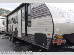 New 2017  Forest River Cherokee Grey Wolf 26DBH by Forest River from Campbell RV in Sarasota, FL