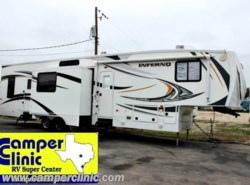 Used 2013  K-Z Inferno  3712 by K-Z from Camper Clinic, Inc. in Rockport, TX