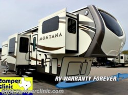 New 2016  Keystone Montana 3710FL by Keystone from Camper Clinic, Inc. in Rockport, TX