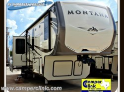 New 2016  Keystone Montana 3791RD by Keystone from Camper Clinic, Inc. in Rockport, TX