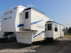 Used 2007  Holiday Rambler Alumascape 36RLQ by Holiday Rambler from Camper Clinic, Inc. in Rockport, TX