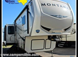 New 2018 Keystone Montana 3121RL available in Rockport, Texas
