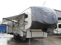 New 2017  Forest River Wildwood Heritage Glen 356QB by Forest River from Camperland Trailer Sales in Conroe, TX