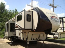 New 2017  Forest River Sandpiper 377FLIK by Forest River from Camperland Trailer Sales in Conroe, TX
