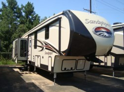New 2017  Forest River Sandpiper 378FB by Forest River from Camperland Trailer Sales in Conroe, TX