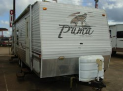 Used 2007  Palomino Puma 25RS by Palomino from Camperland Trailer Sales in Conroe, TX