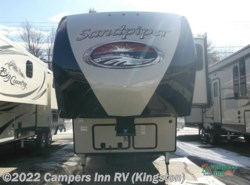 New 2016  Forest River Sandpiper 35ROK by Forest River from Campers Inn RV in Kingston, NH