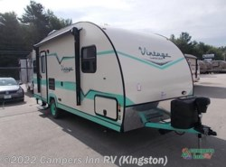 New 2016  Gulf Stream Vintage Cruiser 19ERD by Gulf Stream from Campers Inn RV in Kingston, NH