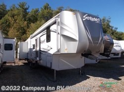 Used 2012  Forest River Silverback 34QBH by Forest River from Campers Inn RV in Kingston, NH