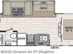 Used 2016  Coachmen Freedom Express 29SE by Coachmen from Campers Inn RV in Kingston, NH