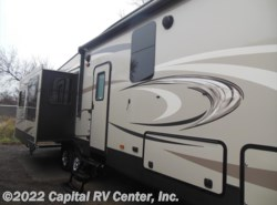 New 2016  Keystone Cougar 327RES by Keystone from Capital RV Center, Inc. in Bismarck, ND