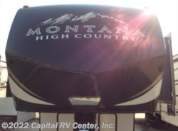 Used 2016  Keystone Montana High Country 353RL by Keystone from Capital RV Center, Inc. in Minot, ND