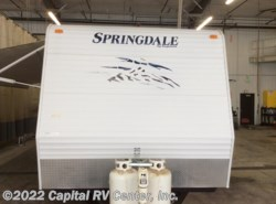 Used 2009 Keystone Springdale 296BH-SSR available in Minot, North Dakota