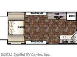 Used 2015  Forest River Grey Wolf Cascade 17KL by Forest River from Capital RV Center, Inc. in Minot, ND