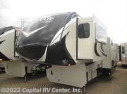 New 2017  Grand Design Solitude 379FL by Grand Design from Capital RV Center, Inc. in Minot, ND