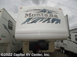 Used 2000  Keystone Montana 3280RK by Keystone from Capital RV Center, Inc. in Bismarck, ND