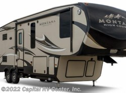 New 2017  Keystone Montana High Country 358BH by Keystone from Capital RV Center, Inc. in Bismarck, ND