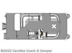 New 2017  Miscellaneous  Apex Marine 818 Lanai Cruise  by Miscellaneous from Carolina Coach & Marine in Claremont, NC