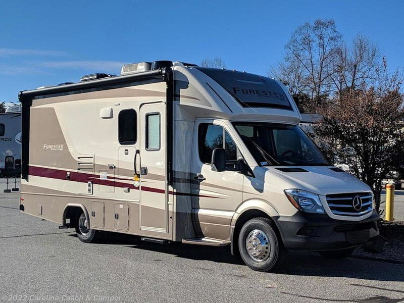Mercedes Benz Rv >> 2019 Forest River Rv Forester Mercedes Benz 2401w For Sale In Claremont Nc 28610 R6048