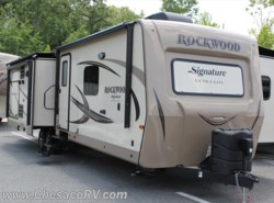 New 2017  Forest River Rockwood 8328BS by Forest River from Chesaco RV in Joppa, MD