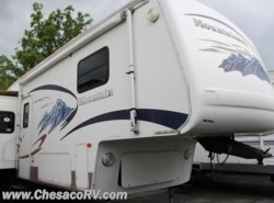 Used 2006  Keystone Montana MOUNTAINEER by Keystone from Chesaco RV in Joppa, MD