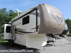 New 2017  Forest River Cedar Creek 34RE by Forest River from Chesaco RV in Joppa, MD