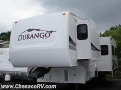 Used 2007  K-Z  KZ Durango by K-Z from Chesaco RV in Joppa, MD