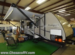 Used 2016  Keystone  KEYSTONE PASSPORT by Keystone from Chesaco RV in Joppa, MD