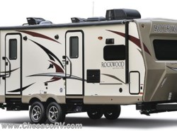 New 2017  Forest River Rockwood 2606WS by Forest River from Chesaco RV in Joppa, MD