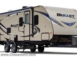 New 2017  Keystone Bullet 243BHS by Keystone from Chesaco RV in Joppa, MD