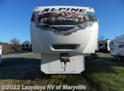 Used 2012  Keystone Alpine 3700RE by Keystone from Chilhowee RV Center in Louisville, TN