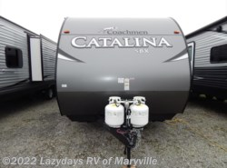 New 2017  Coachmen Catalina SBX 261BH by Coachmen from Chilhowee RV Center in Louisville, TN