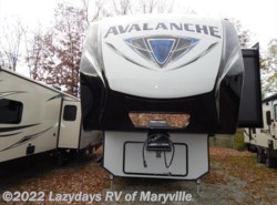 New 2018 Keystone Avalanche 321RS available in Louisville, Tennessee