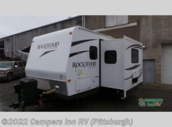 Used 2015  Forest River Rockwood Mini Lite 2304S
