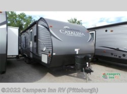 New 2017  Coachmen Catalina 253RKS by Coachmen from Campers Inn RV in Ellwood City, PA