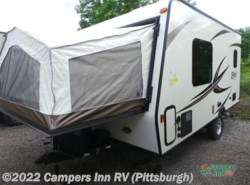 New 2016  Forest River Rockwood Roo 17 by Forest River from Campers Inn RV in Ellwood City, PA