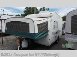 Used 2001  R-Vision  Trail Cruiser Bantam B17 by R-Vision from Campers Inn RV in Ellwood City, PA