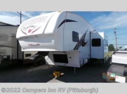 Used 2013  Palomino Sabre Silhouette 320FQDS by Palomino from Campers Inn RV in Ellwood City, PA