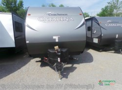 New 2017  Coachmen Catalina 293QBCK by Coachmen from Campers Inn RV in Ellwood City, PA
