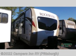 New 2017  Forest River Rockwood Signature Ultra Lite 8312SS by Forest River from Campers Inn RV in Ellwood City, PA