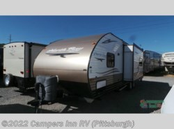 Used 2014  Echo North Bay Lite 25RKS by Echo from Campers Inn RV in Ellwood City, PA