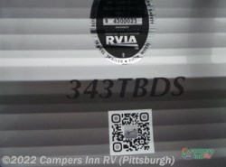 New 2017  Coachmen Catalina 343TBDS by Coachmen from Campers Inn RV in Ellwood City, PA