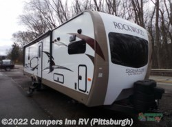New 2017  Forest River Rockwood Signature Ultra Lite 8335SS by Forest River from Campers Inn RV in Ellwood City, PA