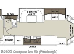 Used 2015  Coachmen Concord 300DS Ford by Coachmen from Campers Inn RV in Ellwood City, PA