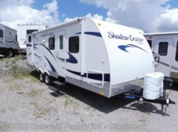Used 2012  Cruiser RV Shadow Cruiser 260BHS by Cruiser RV from Colerain RV of Cinncinati in Cincinnati, OH