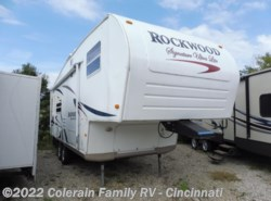 Used 2007  Forest River Rockwood Signature Ultra Lite 8244S by Forest River from Colerain RV of Cinncinati in Cincinnati, OH