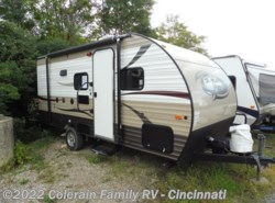 Used 2016  Forest River Cherokee Wolf Pup 16BHS by Forest River from Colerain RV of Cinncinati in Cincinnati, OH