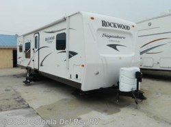 Used 2013  Forest River Rockwood 831SS by Forest River from Colonia Del Rey RV in Corpus Christi, TX