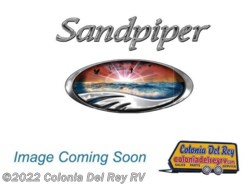 New 2017  Forest River Sandpiper 379FLOK by Forest River from Colonia Del Rey RV in Corpus Christi, TX