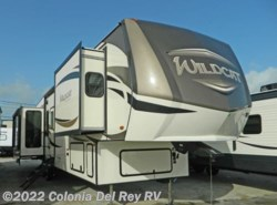 New 2018 Forest River Wildcat 37WB available in Corpus Christi, Texas